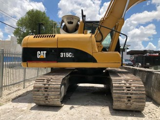 2005 CATERPILLAR 315CL EXCAVATOR