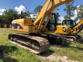 2006 CATERPILLAR 320CL Excavator