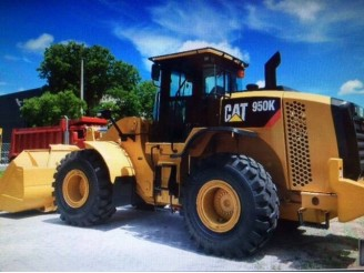 2012 CATERPILLAR 950 WHEEL LOADER